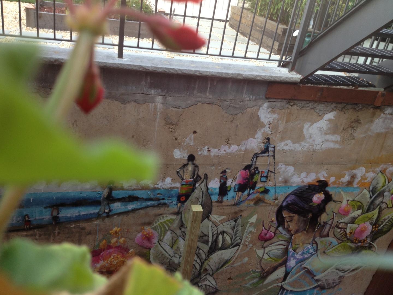 Gyther's garden Brooklyn2013